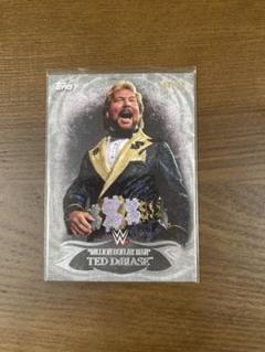 "Thumbnail of ""テッド・デビアス 限定カード 全日本プロレス WWF WWE ミリオンダラーマン"""