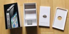 "Thumbnail of ""iPhone4 空箱のみ"""