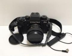 "Thumbnail of ""CONTAX aria planar 50mm f1.4 付属品多数 アリア"""