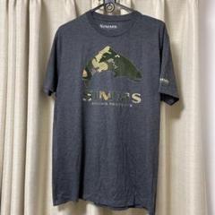 """Thumbnail of """"SIMMS シムス トラウトロゴTシャツ"""""""