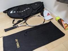 "Thumbnail of ""硬式テニス ラケット ブリジストン 1式 初心者"""