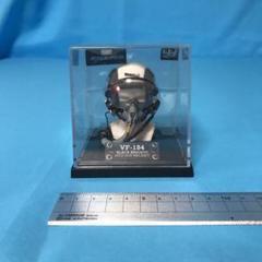 """Thumbnail of """"アメリカ海軍航空隊 VF154 ミニチュアヘルメットHGU55-P"""""""