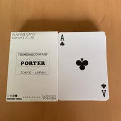 "Thumbnail of ""吉田カバン PORTER トランプ 非売品"""