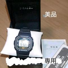 "Thumbnail of ""G-SHOCK DW1-5600E-1 腕時計 美品 Gショック ジーショック"""