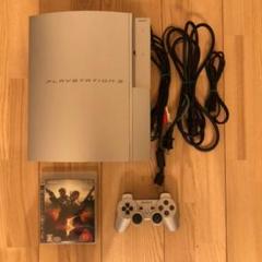 """Thumbnail of """"PlayStation3 CECHL00(シルバー)"""""""