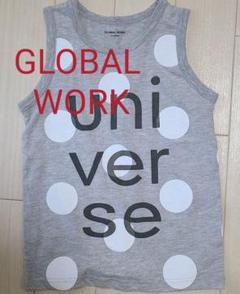 "Thumbnail of ""【GLOBAL WORK】グレーのタンクトップ"""