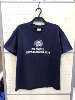 """Thumbnail of """"544 半袖Tシャツ US NAVY ネイビー Size L アメカジ"""""""