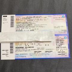"Thumbnail of ""アコチル キャンプ 5/15 場外駐車券"""