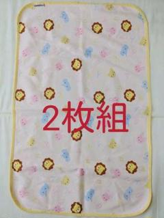 "Thumbnail of ""おむつ替えシート2枚 西松屋 サイズ45×70cm"""