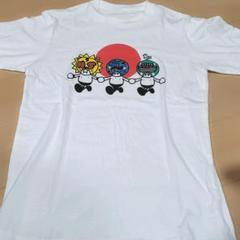 "Thumbnail of ""新日本プロレス 全日本プロレス プロレスリングNOAH Tシャツ Lサイズ"""