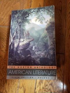 "Thumbnail of ""The Norton Anthology American Literature"""