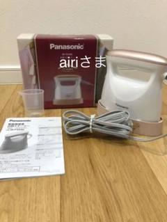 "Thumbnail of ""Panasonic 衣類スチーマー ピンクゴールド調 NI-FS540-PN"""