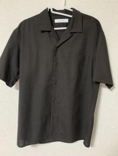 "Thumbnail of ""オープンカラーシャツ 半袖シャツ ブラウン"""