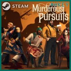 "Thumbnail of ""Steam☆Murderous Pursuits"""
