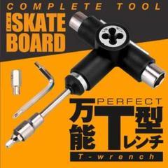 "Thumbnail of ""【便利】 スケートボード スケボー 多機能 T 型レンチ メンテナンス"""