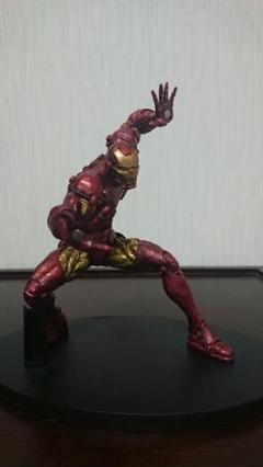 "Thumbnail of ""アイアンマン"""