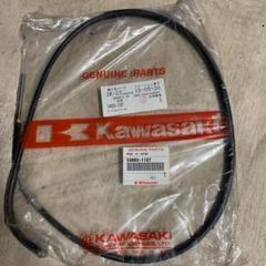 """Thumbnail of """"KAWASAKI カワサキ ケーブルブレーキ 54005-1187"""""""