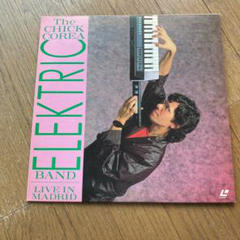 """Thumbnail of """"CHICK COREA AND THE EREKTRIC BAND ライブ"""""""