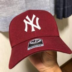 "Thumbnail of ""キャップ 47 ニューヨーク・ヤンキース"""