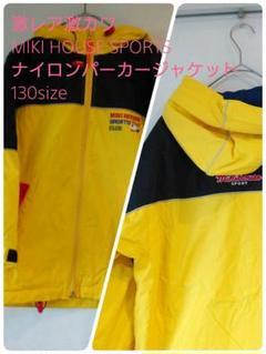 "Thumbnail of ""希少!MIKI HOUSE SPORTS 高価デザインナイロンパーカージャケット"""