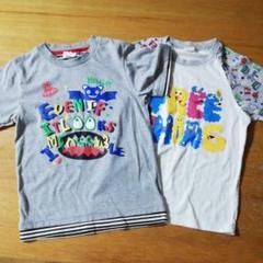 "Thumbnail of ""半袖Tシャツ 130cm   2枚組"""