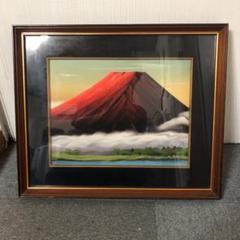 """Thumbnail of """"絵画 赤富士山"""""""