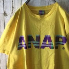 "Thumbnail of ""USA製 ANAP Tシャツ デカロゴ古着"""