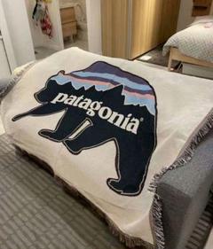 "Thumbnail of ""patagonia パタゴニア ラグマット 絨毯 ソファカバー アメリカンh7"""