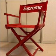 """Thumbnail of """"Supreme Director's Chair Red"""""""