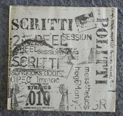 """Thumbnail of """"スクリッティポリティ  2nd Peel Session"""""""