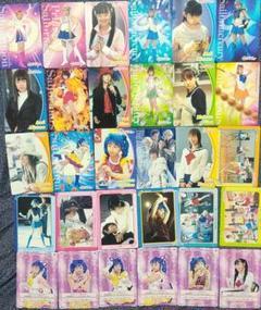 "Thumbnail of ""美少女戦士セーラームーン2 カードダス実写版 26種"""