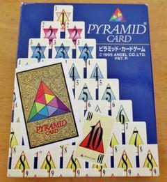 "Thumbnail of ""ピラミッドカードゲーム エンゼル商事株式会社"""