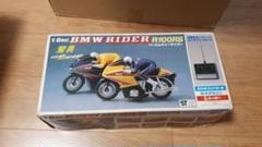 """Thumbnail of """"ニッコー 1/8 BMW R100RS ライダー バイク ラジコン RC"""""""