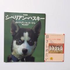 "Thumbnail of ""シベリアン・ハスキー : カナディアン・ロッキーから 写真集/犬 ハスキー"""
