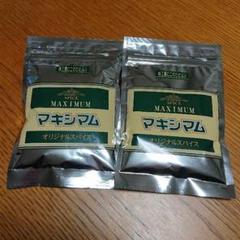 "Thumbnail of ""マキシマム調味料スパイス詰め替え用120g×2袋"""
