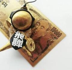 "Thumbnail of ""金運 財運アップのお守り さるぼぼ"""