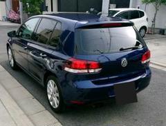 """Thumbnail of """"美車 H23年 VW ゴルフ TSIハイライン 紺 4万キロ代 低距離 ナビ 6"""""""