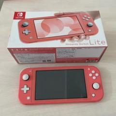 "Thumbnail of ""Nintendo Switch lite コーラル"""