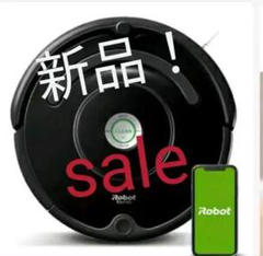 """Thumbnail of """"新品!アイロボットiRobotルンバ671"""""""
