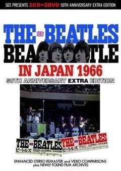 "Thumbnail of ""2CD+2DVD BEATLES ビートルズ IN JAPAN 1966"""