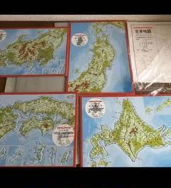 "Thumbnail of ""日本地図パズル 75ピース 5歳から"""
