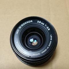 "Thumbnail of ""MINOLTA MD W.ROKKOR 28mm 1:2.8 ジャンク"""