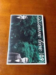 "Thumbnail of ""シソンヌライブ09 sissonne live neuf DVD"""