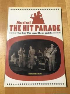 """Thumbnail of """"THE HIT PARADE パンフレット ミュージカル"""""""