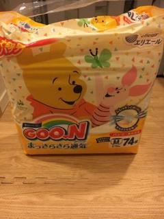"""Thumbnail of """"グーン パンツ M 1パック 74枚 おむつ オムツ GOO.N"""""""
