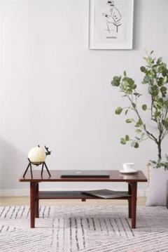 """Thumbnail of """"テーブル 折り畳み ダイニングテーブル 食卓 ちゃぶ台 ローテーブル 2色"""""""