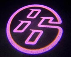 "Thumbnail of ""LEDドアカーテシライト トヨタ86 ZN6 ピンク 2個セット"""