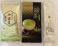 "Thumbnail of ""煎茶 緑茶 2個セット 深蒸し茶"""
