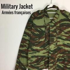 "Thumbnail of ""フランス ミリタリージャケット 迷彩 軍 カムフラージュ"""