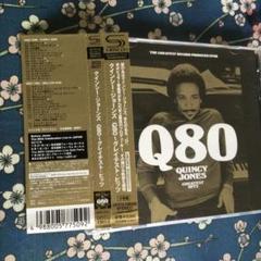 """Thumbnail of """"Q80~グレイテスト・ヒッツ"""""""